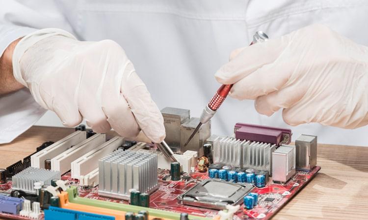 Modern prodigy electronics disassembling