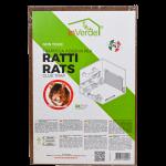 P-02005DIN Trappola Adesiva Per Ratti